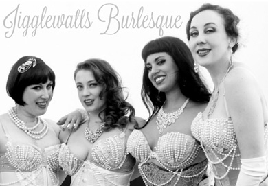 Jigglewatts Burlesque