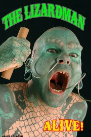 The Lizard Man